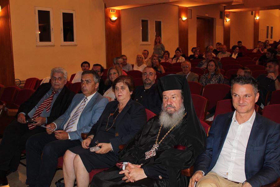 Με συναυλία συμφωνικής μουσικής τίμησαν τον προστάτη της Δικαιοσύνης στη Λάρισα (φωτο - βίντεο)