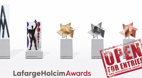 Η 6η διοργάνωση των Διεθνών Βραβείων LafargeHolcim αναζητά έξυπνες λύσεις για βιώσιμες πόλεις