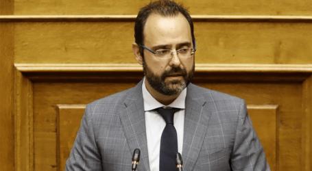 Προωθήθηκε από τον Κων. Μαραβέγια αίτημα του Δήμου Σκοπέλου για αποκατάσταση ζημιών στις τοπικές υποδομές από την πρόσφατη χαλαζόπτωση