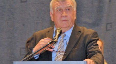 Ο Θανάσης Νασιακόπουλος υποψήφιος πρόεδρος της ΠΕΔ Θεσσαλίας