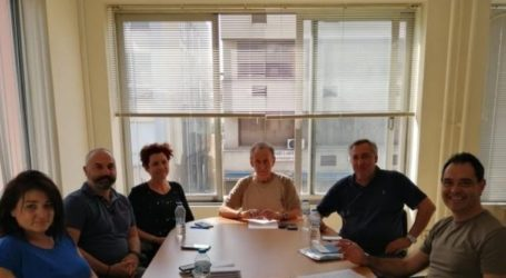 Συνάντηση πραγματοποίησαν οι Δήμοι του Βόλου και του Πηλίου με σκοπό την κοινή προβολή του προορισμού