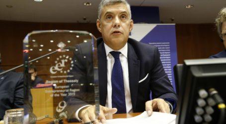 Στις Βρυξέλες ο Κώστας Αγοραστός για την «Ευρωπαϊκή Εβδομάδα των Περιφερειών και των Πόλεων»