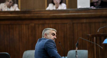 Πέντε χρόνια στον Λαρισαίο πρώην βουλευτή Χρυσοβαλάντη Αλεξόπουλο – Εν αναμονή της απόφασης για ενδεχόμενη αναστολή
