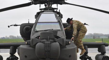 Για εννιά μήνες στον Βόλο 38 αμερικανικά στρατιωτικά ελικόπτερα
