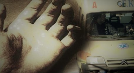 Βόλος: Άστεγος βρέθηκε νεκρός στο πεζοδρόμιο