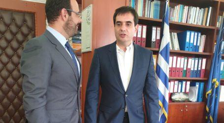 Στον διοικητή του ΕΦΚΑ ο Κων. Μαραβέγιας