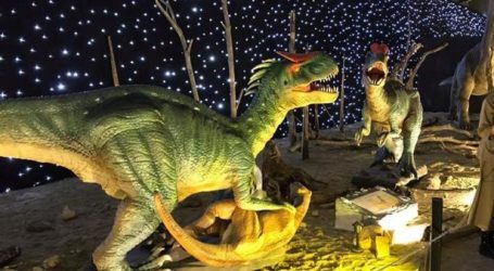 Ερχεται «ο κόσμος των δεινοσαύρων» στον Βόλο