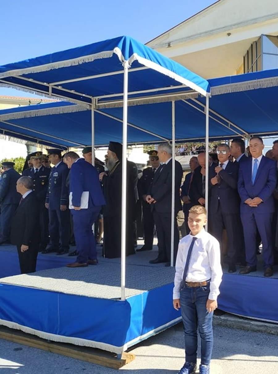 Στην επέτειο απελευθέρωσης της Ελασσόνας o Κέλλας: «Επέτειος για την Ελασσόνα και όλη την Ελλάδα»