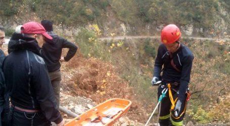 Γυναικείος σκελετός βρέθηκε στο φράγμα της Γυρτώνης στη Λάρισα