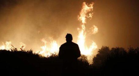 Παρανάλωμα του πυρός αποθήκη που άρπαξε φωτιά στην Κοιλάδα