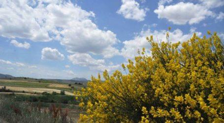 Με ηλιοφάνεια και καθαρούς ουρανούς ο καιρός σήμερα στη Λάρισα – Η θερμοκρασία στους 26 βαθμούς