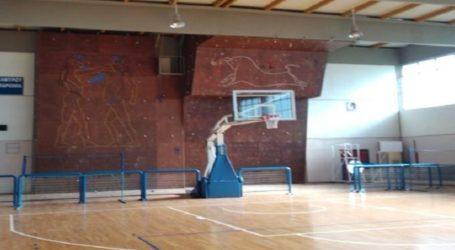 Προσωρινή άδεια λειτουργίας στο κλειστό γυμναστήριο Αλμυρού