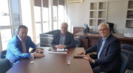 Ο Καλογιάννης για τη συνάντηση με το Γενικό Γραμματέα Μεταναστευτικής Πολιτικής