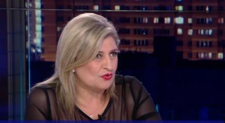 Ευ. Λιακούλη στο One Channel: Αισθάνθηκα άσχημα με όσα ειπώθηκαν στη συζήτηση για την προανακριτική