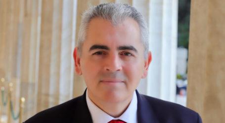 Ο Μάξιμος Χαρακόπουλος εκπρόσωπος της Βουλής στην Ελασσόνα