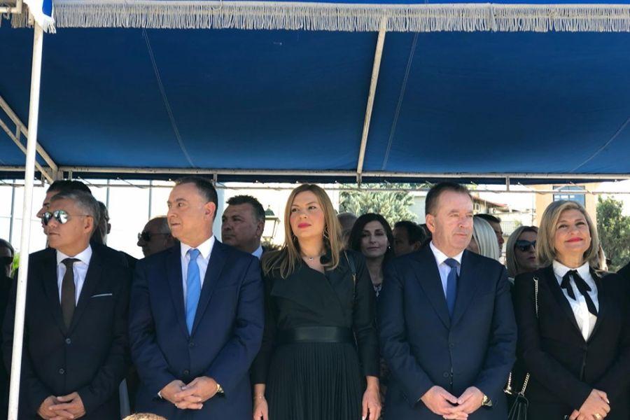 Στέλλα Μπίζιου από Ελασσόνα: «Στη χώρα μας δεν χωρούν νέοι διχασμοί»