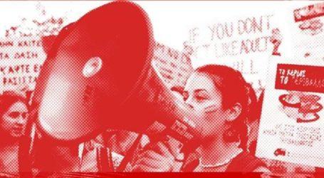 Μαθητικό συλλαλητήριο για την αέρια ρύπανση στον Βόλο