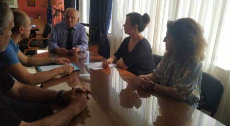 Η Ένωση Γονέων έθεσε τα προβλήματα στα σχολεία της Λάρισας στον περιφερειακό διευθυντή Εκπαίδευσης (φωτο)