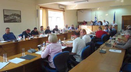 Οι αντιπρόσωποι του Δήμου Ελασσόνας στη συνέλευση της ΠΕΔ Θεσσαλίας