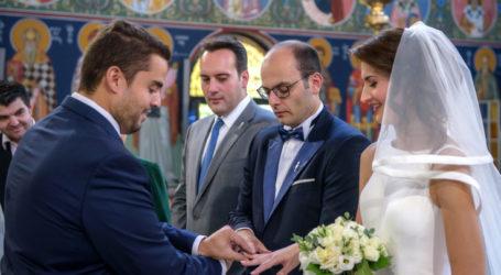 Ο απλός αλλά σικάτος, γάμος της Λαρισαίας δικηγόρου Άσπας Σουλούκου (φώτο)