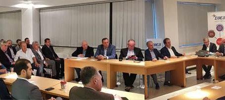 ΣΘΕΒ: Η ανάπτυξη στρατηγικών επενδύσεων στη Θεσσαλία στο επίκεντρο της συζήτησης του Γενικού Συμβουλίου