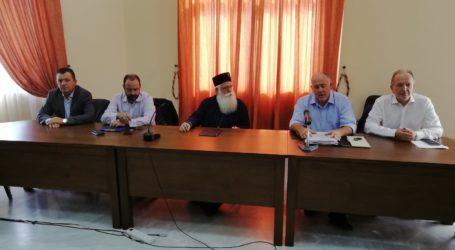 Απόλυτα ικανοποιημένος ο Δήμαρχος Ρ. Φεραίου με την εξέλιξητης υπόθεσης Ι.Μ. Φλαμουρίου και κατοίκων Κεραμιδίου-Βενέτου