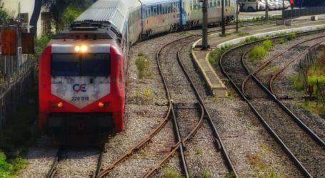 Προκλήθηκαν καθυστερήσεις σε δύο τρένα του προαστιακού Λάρισας – Θεσσαλονίκης