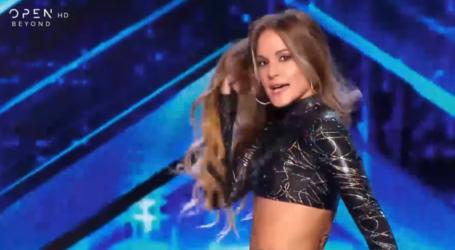 Εκρηκτική και σέξι εντυπωσίασε η Φαρσαλινή τραγουδίστρια και προκρίθηκε στην επόμενη φάση του X Factor (φωτο – βίντεο)