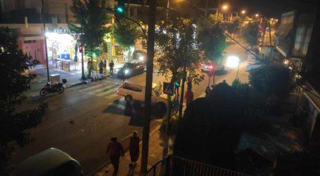 Τρελή πορεία αγροτικού σκόρπισε τον τρόμο στην οδό Βόλου – Δείτε φωτογραφίες
