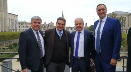 Στην Ευρωπαϊκή Εβδομάδα των Περιφερειών και των Πόλεων στις Βρυξέλλες ο δήμαρχος Φαρσάλων