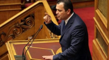 Eυχαριστίες στον Πρόεδρο της Βουλής απευθύνει ο Χ Μπουκώρος για την ενίσχυση της ΕΛΕΠΑΠ