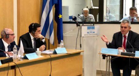 """Χαρακόπουλος: """"Μακριά από εθνικισμούς και άγονες εκκλησιαστικές αντιπαραθέσεις"""""""