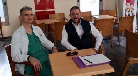 Ο Αλέξανδρος Μεϊκόπουλος σε συναντήσεις με φορείς & σωματεία στον Βόλο