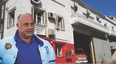 Αχιλλέας Μπέος: Θα στήσω οδοφράγματα στην Πυροσβεστική – Να φύγει τώρα από το κέντρο