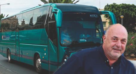 Βόλος: Εκτός κέντρου τα λεωφορεία του ΚΤΕΛ; – Πρόταση Μπέου για το κυκλοφοριακό