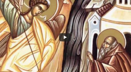 Στ. Πλουμιστός: Η Πανίσχυρη προσευχή στον Αρχάγγελο Μιχαήλ [βίντεο]