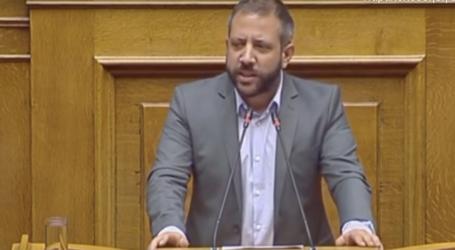 Παρέμβαση του Αλέξανδρου Μεϊκόπουλουγια την κατάργηση του αυτοδιοίκητου του ΚΕΘΕΑ στην Ολομέλεια της Βουλής