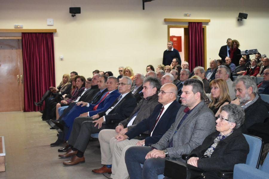 Ενδιαφέρουσα εκδήλωση για την ασφάλεια στην ψηφιακή εποχή διοργάνωσε στο Χατζηγιάννειο η Λαρισαϊκή Λέσχη (φωτο)