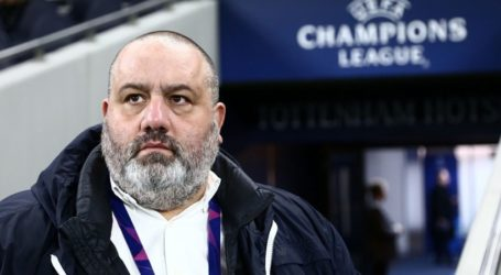 «Περάσαμε έλεγχο στο Champions League. Τους δικαιολογώ, δεν έχουν καθόλου ιδέα απ' αυτό» – Ποδόσφαιρο – Super League 1 – Ολυμπιακός