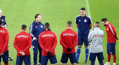 «Τα λάθη πληρώνονται. Να πάρουμε αυτό που αξίζουμε με ΠΑΟΚ» – Ποδόσφαιρο – Super League 1 – Ολυμπιακός