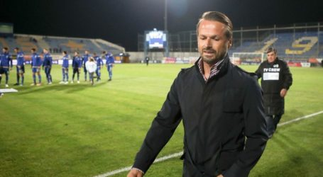 Από βδομάδα προπονητής στην Ξάνθη – Ποδόσφαιρο – Super League 1 – Ξάνθη