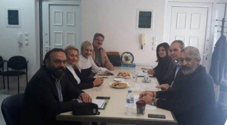 Συνάντηση εργασίας ΑΕΝΟΛ ΑΕ και Πιερικής Αναπτυξιακής ΑΕ στα πλαίσια της Διατοπικής Συνεργασίας «ΟΛΥΜΠΟΣ- Προϊόντα, Περιβάλλον, Πολιτισμός