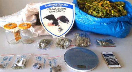 Καλαμπάκα: 36χρονος είχε στο σπίτι του σχεδόν τρία κιλά χασίς!