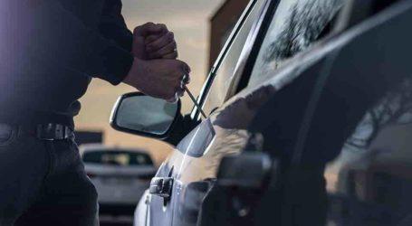 Βόλος: Διέρρηξαν αυτοκίνητο για να κλέψουν τα ψιλά!