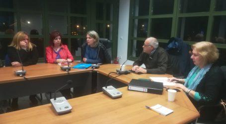 Με τους συλλόγους της Σκοπέλου συναντήθηκε η ομάδα εργασίας του Δήμου