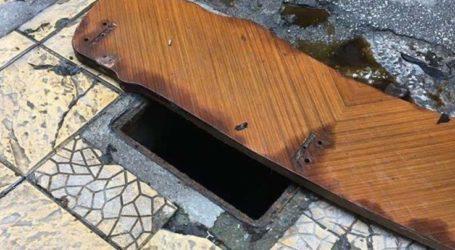 Λάρισα: Αυτή την τρύπα, ποιός θα τη βουλώσει;
