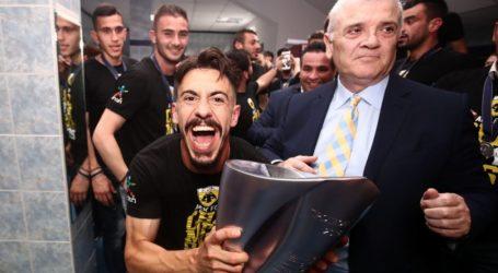 «Ο Μελισσανίδης ξέρει πώς να ηγηθεί και να διαχειριστεί μία κατάσταση» – Ποδόσφαιρο – Super League 1 – A.E.K.