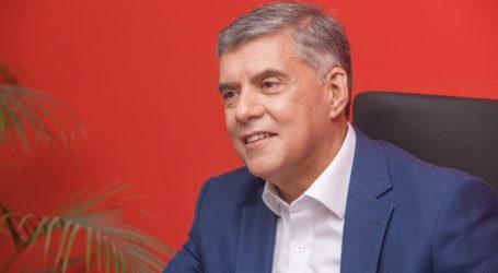 Αποχωρεί από την προεδρία της Ένωσης Περιφερειών Ελλάδος ο Κώστας Αγοραστός