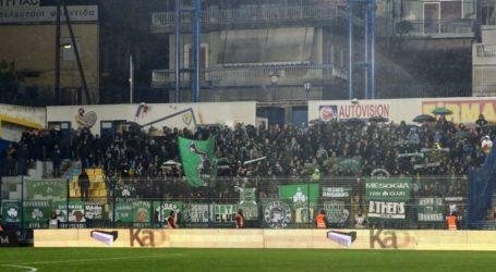 Δεν δίνει εισιτήρια στον Παναθηναϊκό ο Παναιτωλικός – Ποδόσφαιρο – Super League 1 – Παναθηναϊκός