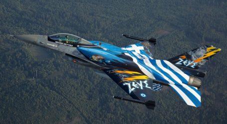 Στον Φλοίσβο η αεροπορική επίδειξη της Πολεμικής Αεροπορίας